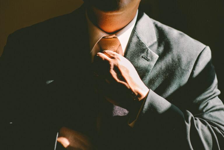 Suit Businessman